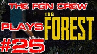 The FGN Crew Plays: The Forest #25 - We Made it Out (PC)