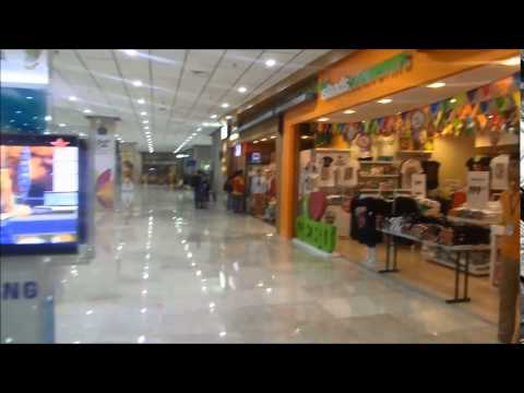 مطار مكتان سيبو الدولي  Mactan–Cebu International Airport Philippines.