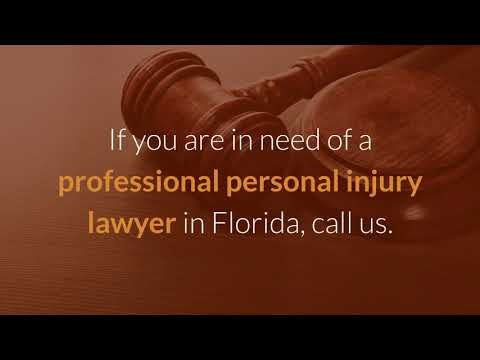 Personal Injury Attorney Tampa/ St. Petersburg 888-866-3500