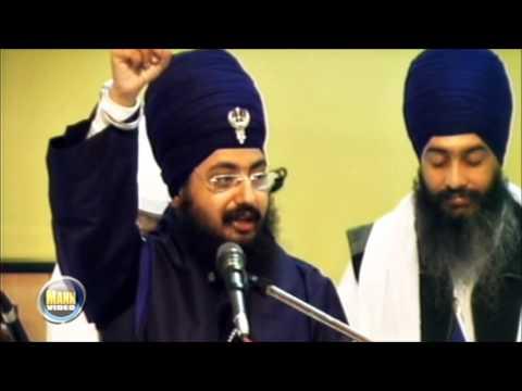 Bhai Ranjit Singh taliking about Daler mehndi