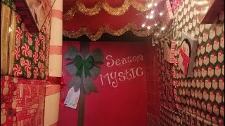 Mystic Motel Christmas Dark Ride: Journey to Polar Point (Mystic USA) 2018 (Ladera Ranch, CA)