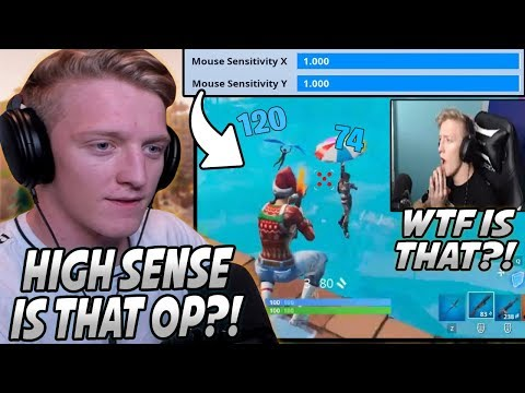 Tfue Was SURPRISED After Seeing How OVERPOWERED