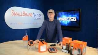 d.light solar lighting Gadget Product Reviews New Product News with Billy Carmen