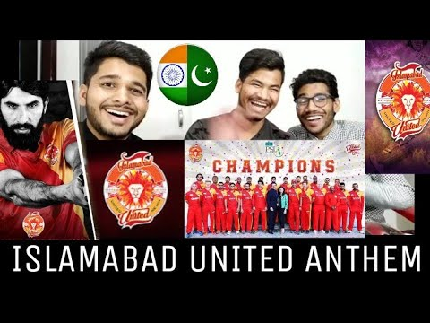 Indian Reacts On Islamabad United Anthem