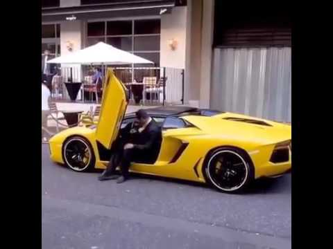 Problem Lamborghini Aventador