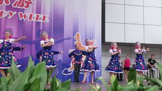 【Strawberry Alice】2018 Shanghai Tourism Festival: Ostrovok, Saint-Petersburg from Russia, 18/09.