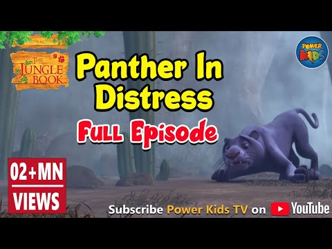 The Jungle Book Hindi Cartoon for kids compilation 1 | Mogli Cartoon Hindi | Panther in Distress