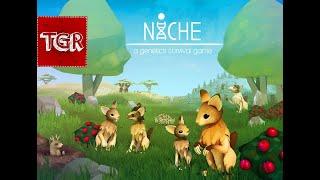 Nirche - a genetics survival game [DK]