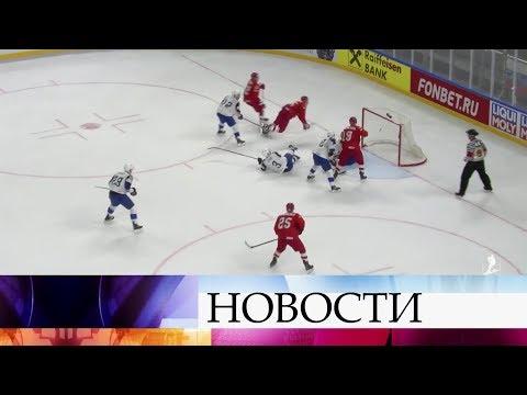 Сборная России сыграет с командой Австрии на чемпионате мира по хоккею.
