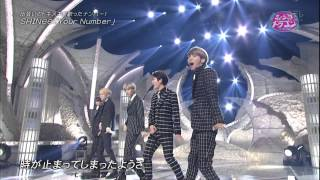 Gambar cover [150313] SHINee - Your Number @ NTV Music Dragon