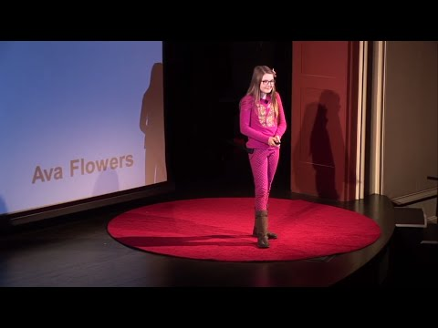 What if everyone was perfect? | Ava Flowers | TEDxYouth@Columbus