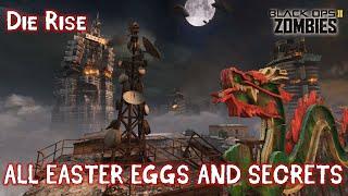 Die Rise - All Easter Eggs