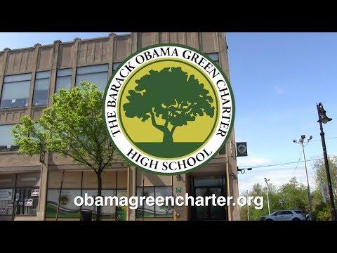 The Barack Obama Green Charter High School | Plainfield, NJ