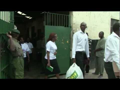 GYD IN NAIROBI PRISON