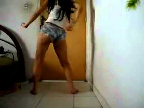 Novinha Dançando gostoso