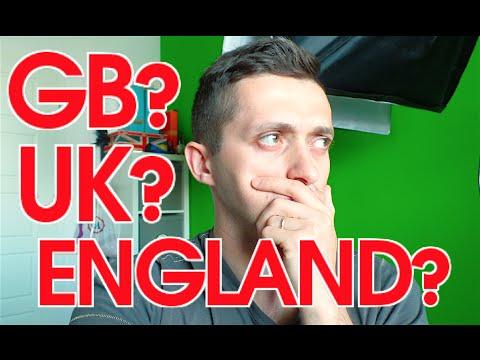 Regno Unito, Gran Bretagna, o Inghilterra...??? LE DIFFERENZE