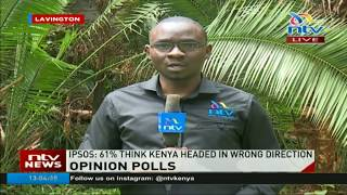 Ipsos Synovate and Infotrak release new polls