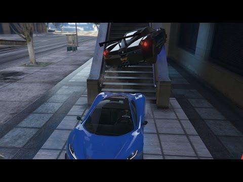 IK KOM NIET MEER BIJ!!! (GTA V Online Funny Races)