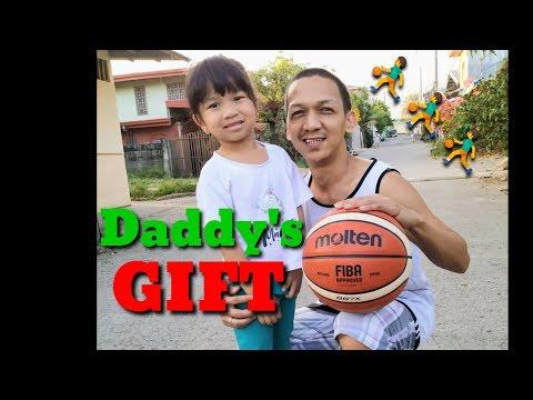 #DaddysGift | #BasketBall #GG7X | MommyGirlie | YsabellaClara