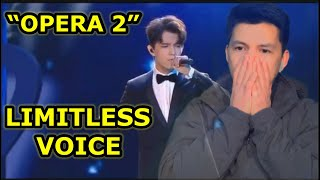 NURSE REACTS TO DIMASH | OPERA 2 | FROM WHICH UNIVERSE DOES HE COME FROM?