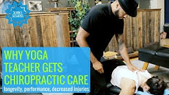 Why YOGA TEACHER Gets Chiropractic Care with Dr. Shauna Harrison at The Source Chiropractic