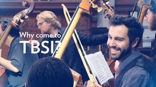 Why apply to the Tafelmusik Baroque Summer Institute?