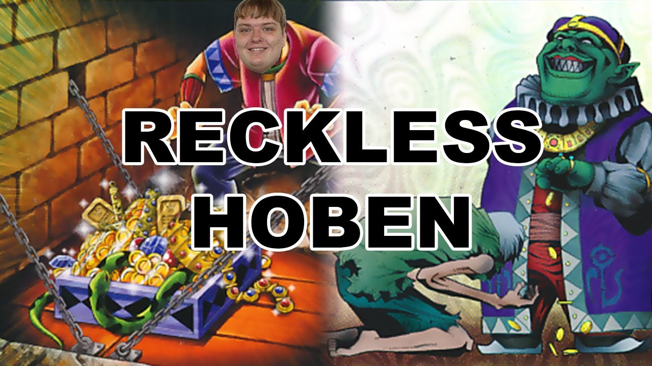 Yu-Gi-Oh! Reckless Hoban - Upstart Goblin and Reckless Greed Discussion