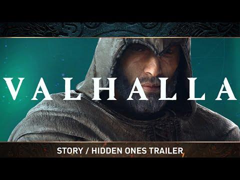 Codex Assassin S Creed Valhalla Hidden Ones Story Trailer
