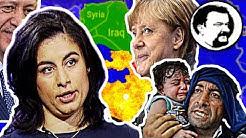 Lähi-idän Sotku ja Todellinen Pakolaisuus - Šeida Sohrabi  | Dosentti