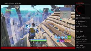 Let's play Real #Vittoria in Fortnite