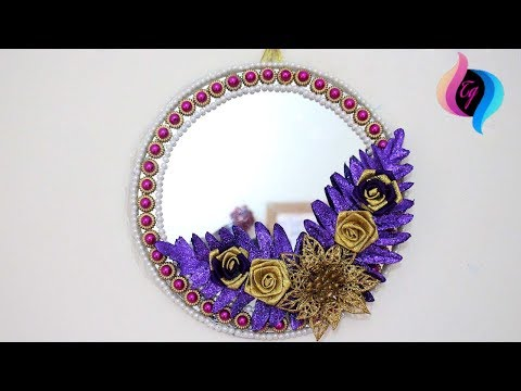 Wall hanging mirror decoration - Decorative wall mirrors - Mirror designs for walls