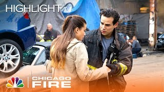 We Need to Get These Cars Apart - Chicago Fire Episode Highlight