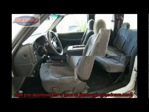 2002 Chevy Silverado LS Ext Cab Used Truck SUV Van Car Gainesville, Ocala, Jacksonville, FL
