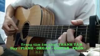 Dạy đàn Guitar Thánh tâm - Biên hòa - Đồng nai - 0948.837.857