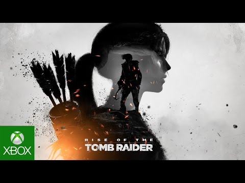 """Rise of the Tomb Raider - """"I Shall Rise"""" Music Video"""