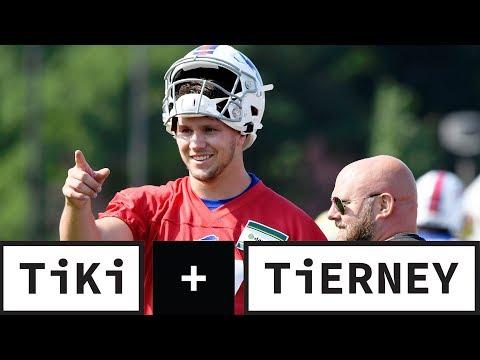 Josh Allen And Daniel Jones Have A Lot To Prove This Preseason   Tiki + Tierney