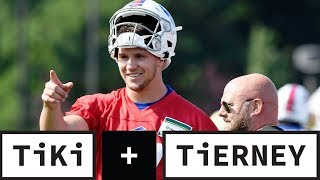 Josh Allen And Daniel Jones Have A Lot To Prove This Preseason | Tiki + Tierney