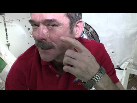 What Happens to Tears in Space? | CSA Science HD Video