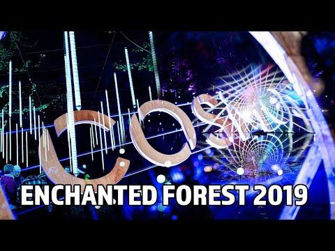 Enchanted Forest 2019 - Pitlochry. Scotland - A sneak peak