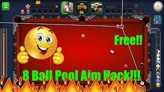 FREE!!! 8 Ball Pool Aiming Hack Tool  [Unlimited Aiming] (Working March 2017)