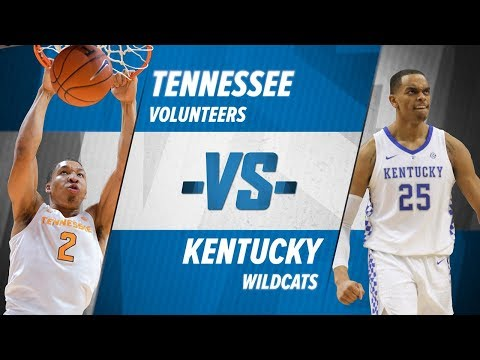 Kentucky-Tennessee: Key Players To Watch