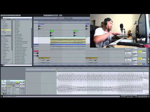 Cool Trick to Normalise Audio Clips in Ableton