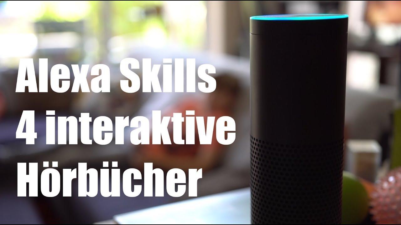 Alexa Skills Kinder