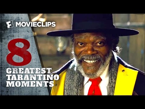 8 Greatest Tarantino Moments (2015) HD