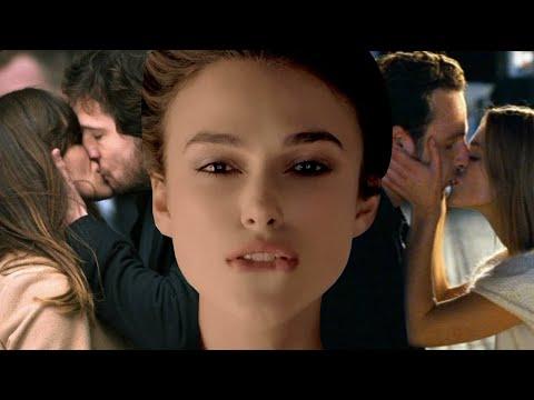 Топ-10: лучшие поцелуи Киры Найтли