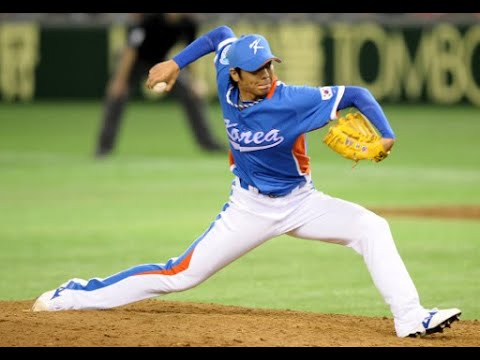 Korean Interesting 'Submarine' Pitchers in KBO (Korean Pro Baseball League) feat. Lim Chang Yong