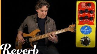Bananana Effects Matryoshka Bass Synth Pedal   Reverb Tone Report