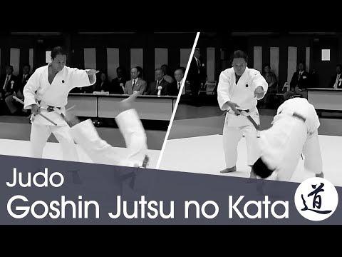 Judo - Goshin Jutsu no Kata Demonstration - Tokyo Budokan Reopening Events
