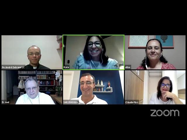 Webinar - Diretrizes da Ação Evangelizadora no Brasil