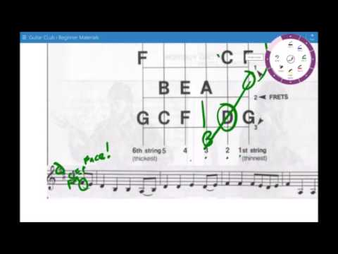 The Parting Glass Sight Reading